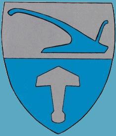 Byvåben For Hvorslev Kommune